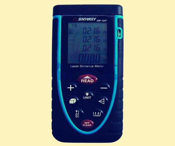 防雷检测设备:激光测距仪